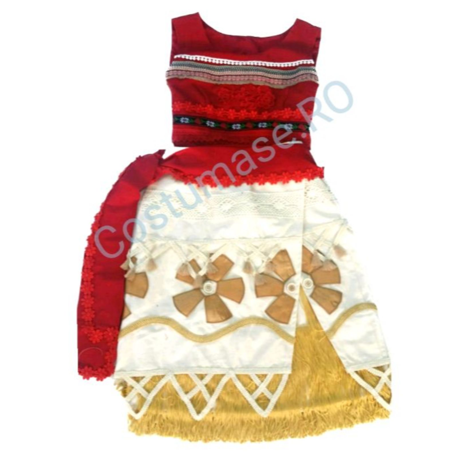 Costum Moana 1