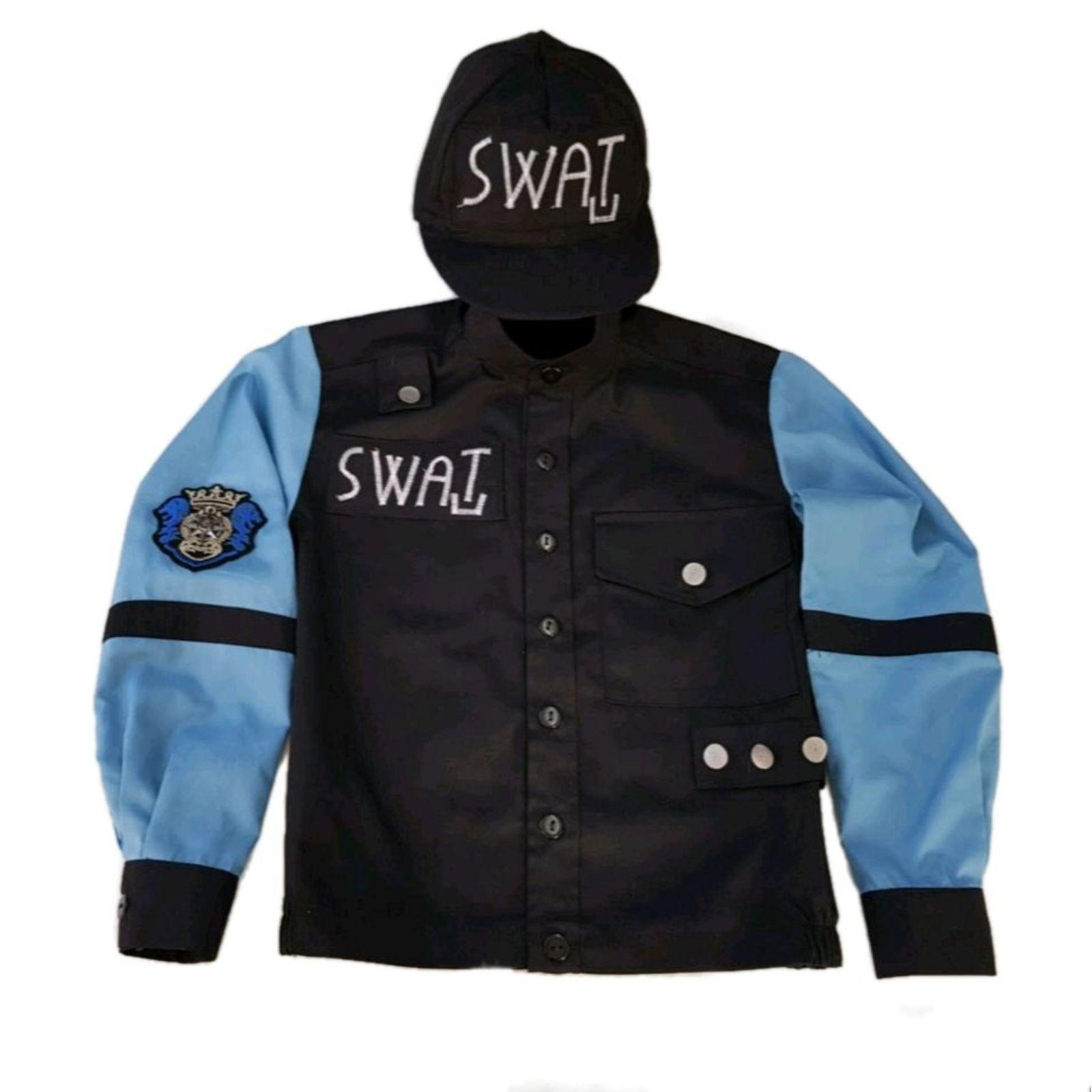 Costum SWAT copii 1