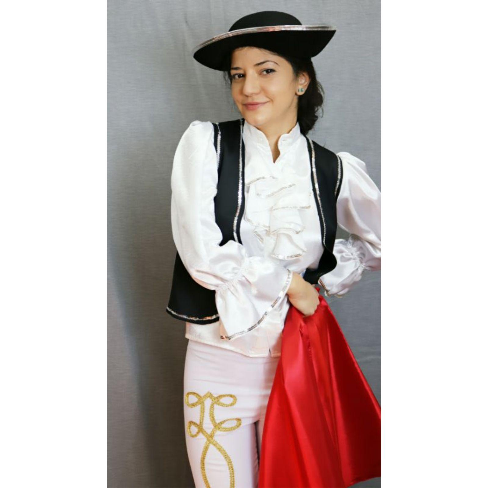 Costum matador / toreador copii