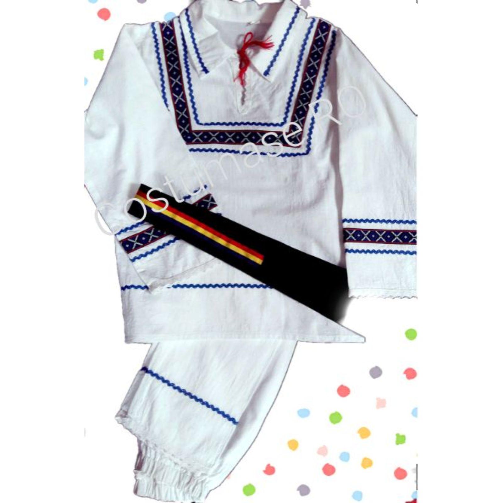 Costum popular baieti 1