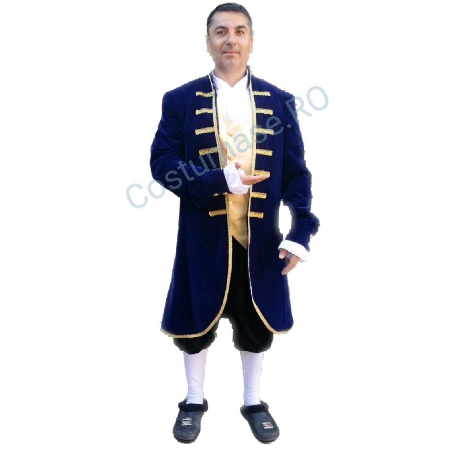 Costum Conte albastru - copii