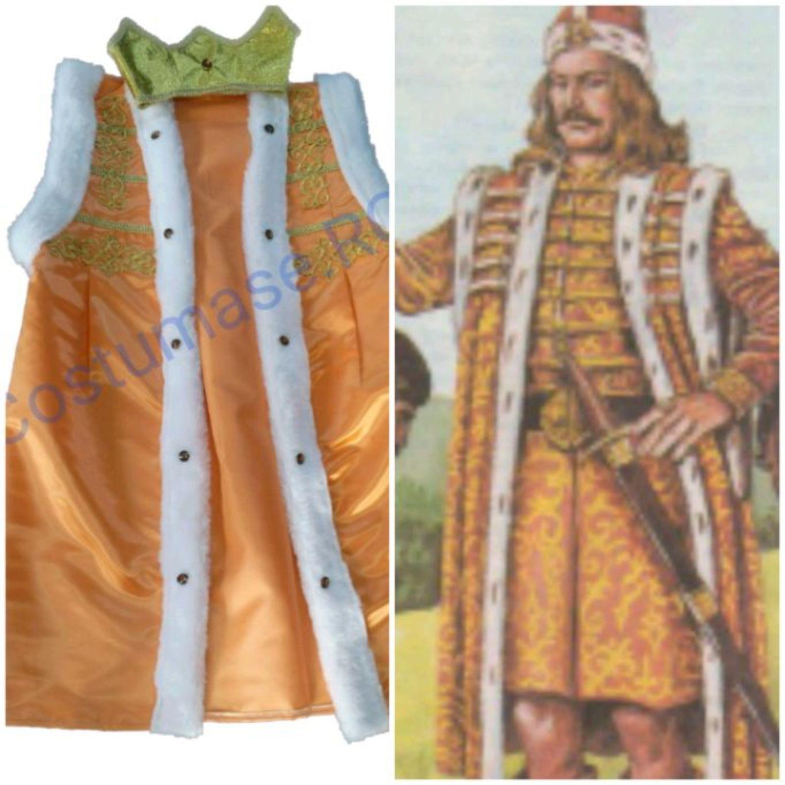 Costum Stefan cel Mare