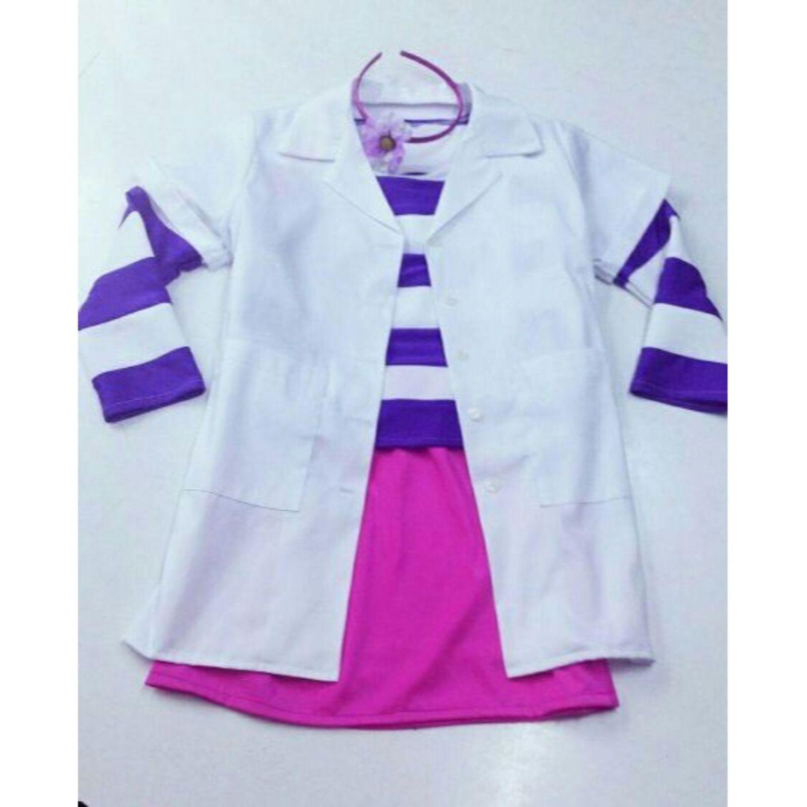 Costum Doctorita Plusica 2