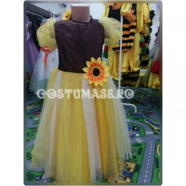 Rochita Floarea Soarelui - galben