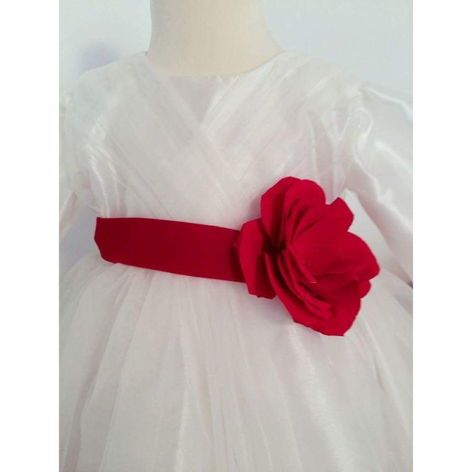 Rochita cu trandafir 0-1 ani