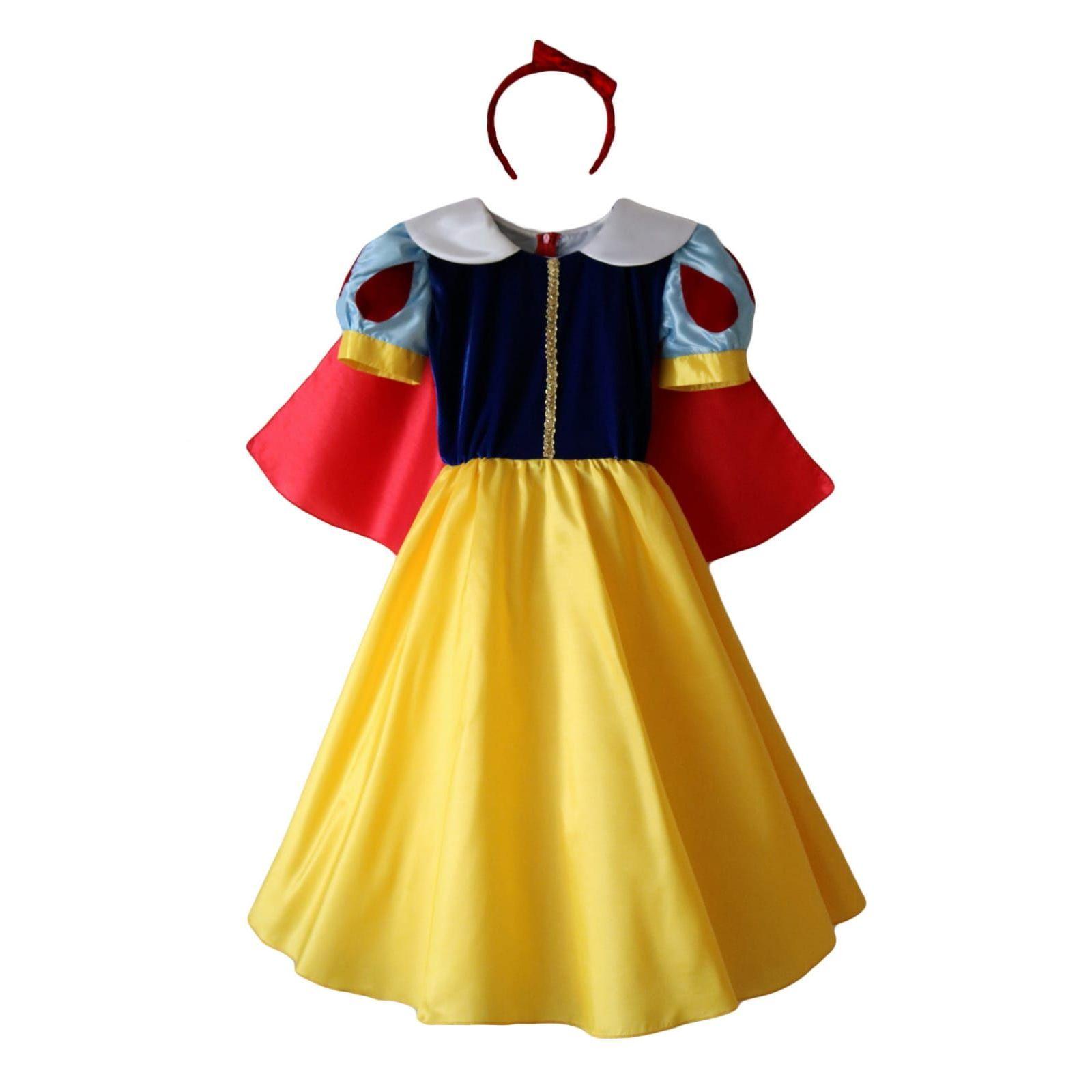 Rochita Printesa Alba ca Zapada 1