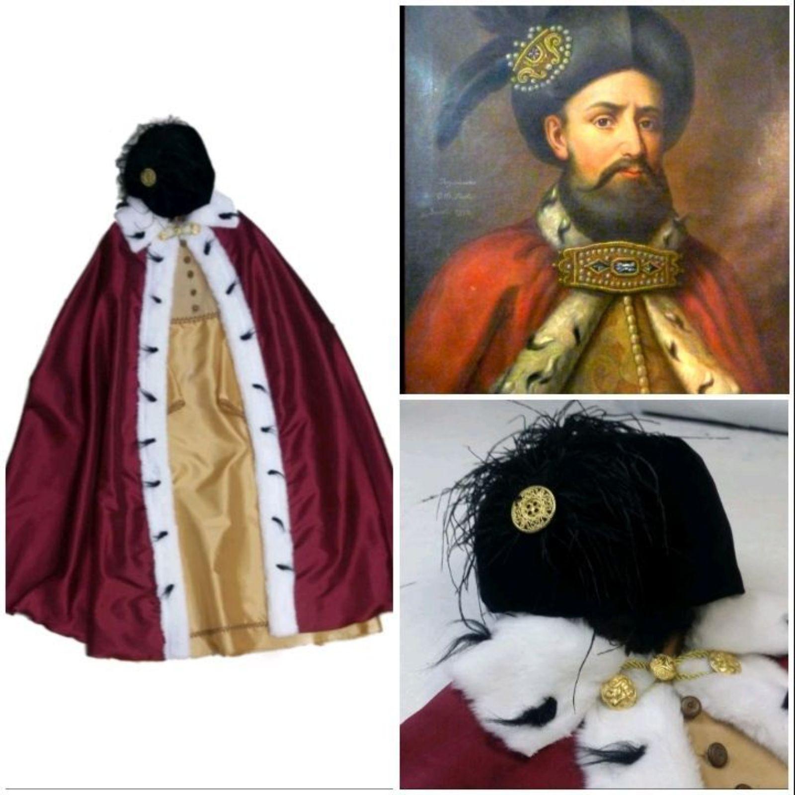 Costum Constantin Brâncoveanu