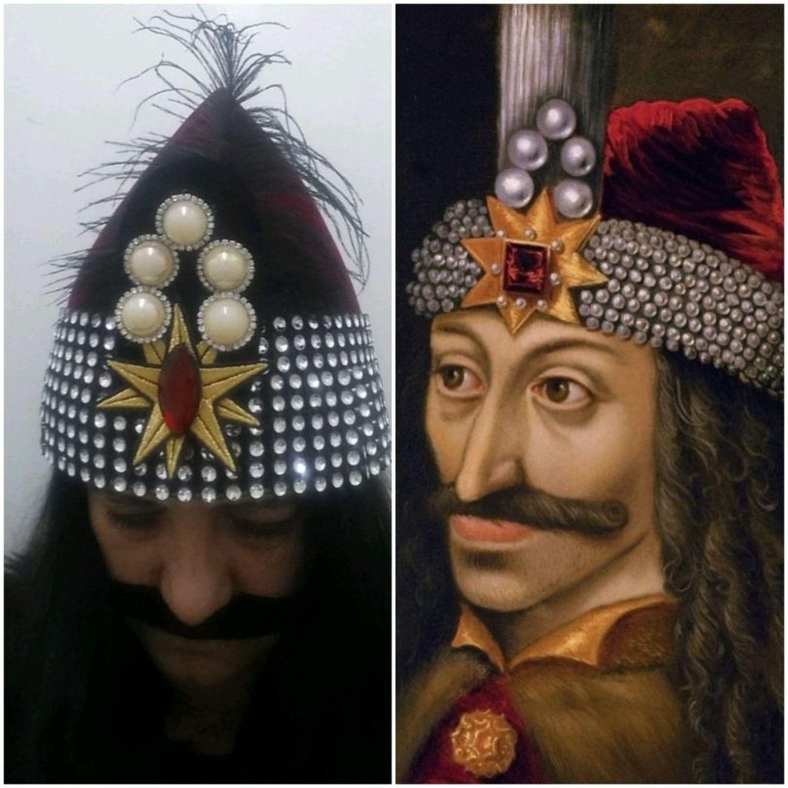 Caciula Vlad Țepeș