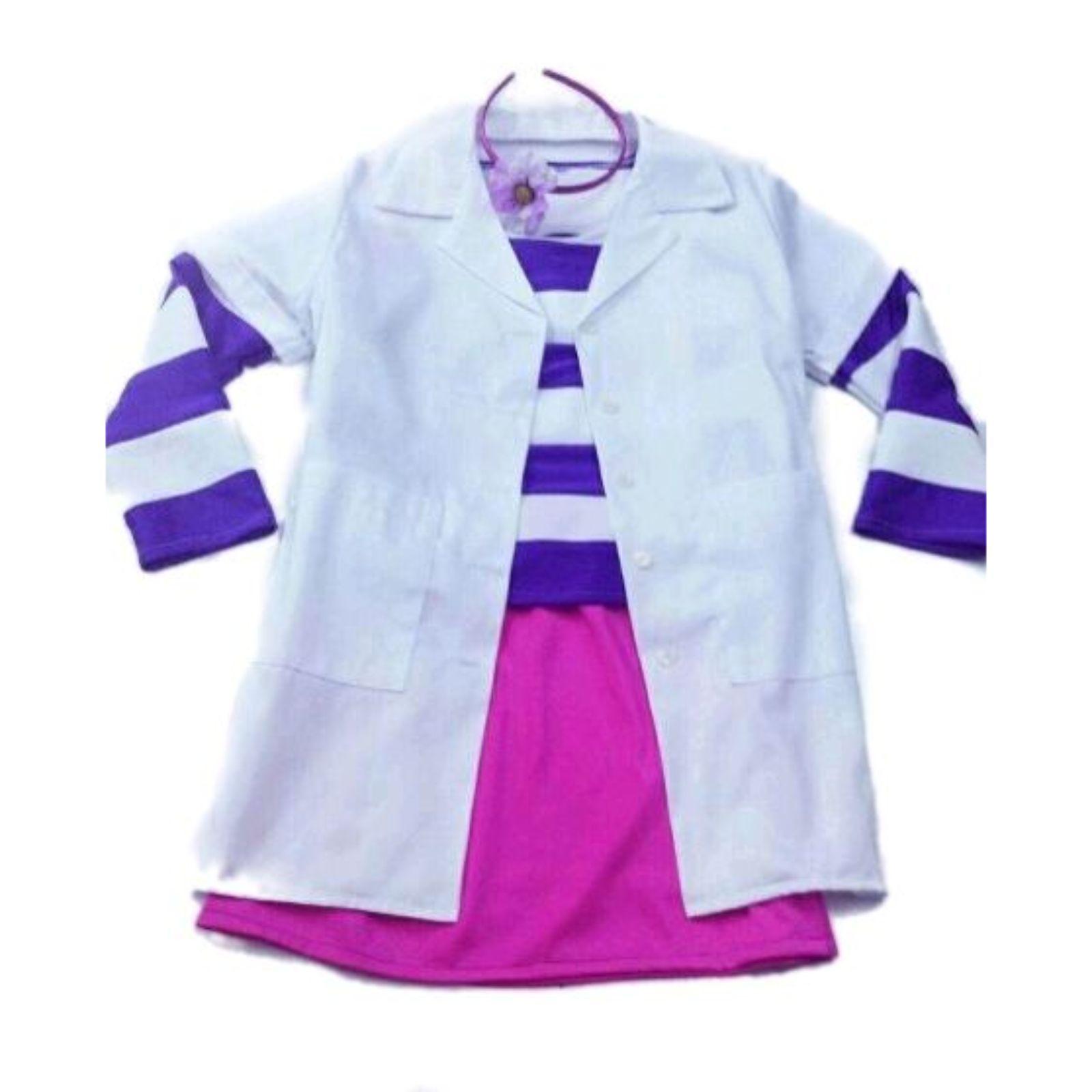 Costum Doctorita Plusica