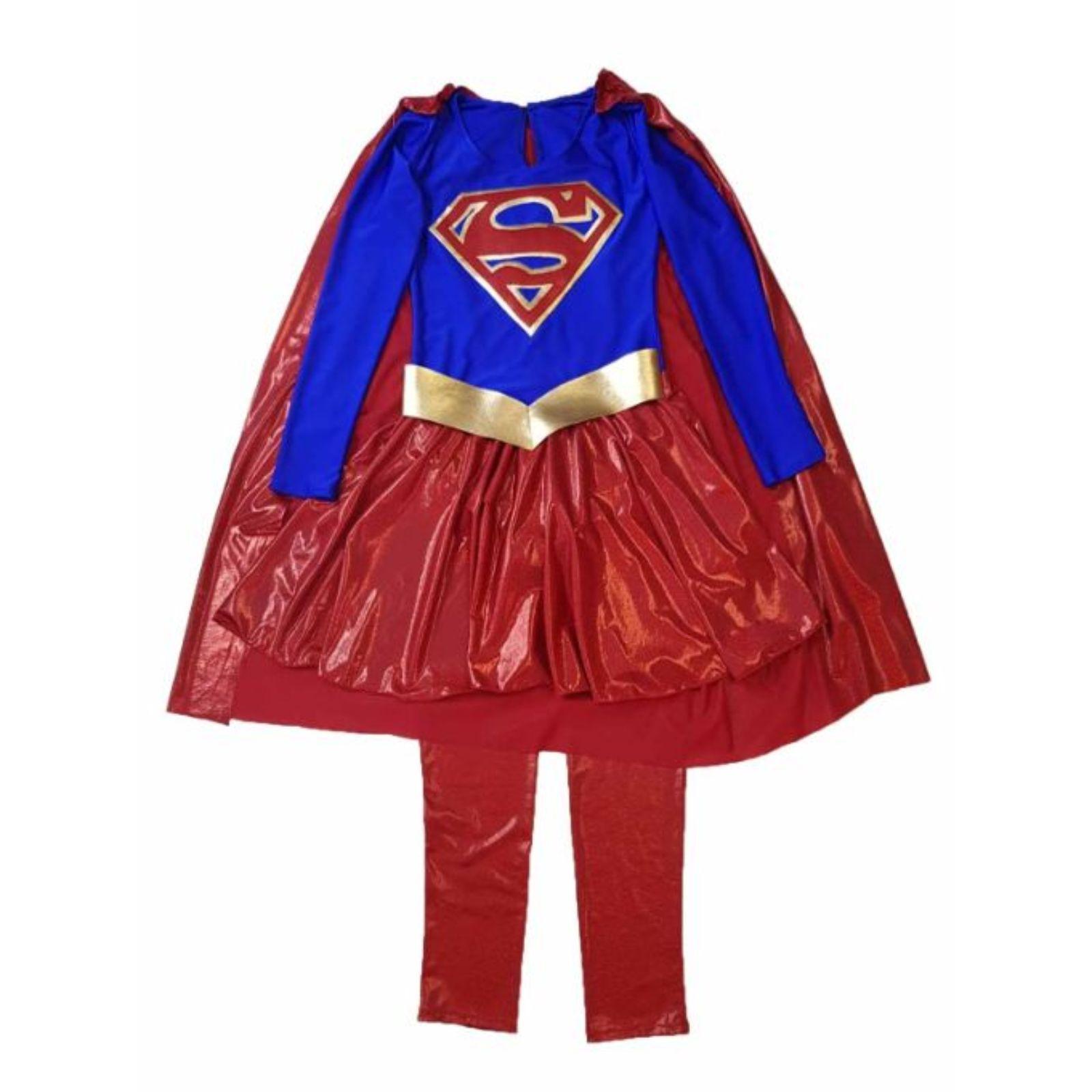 Costum SuperGirl adult 1