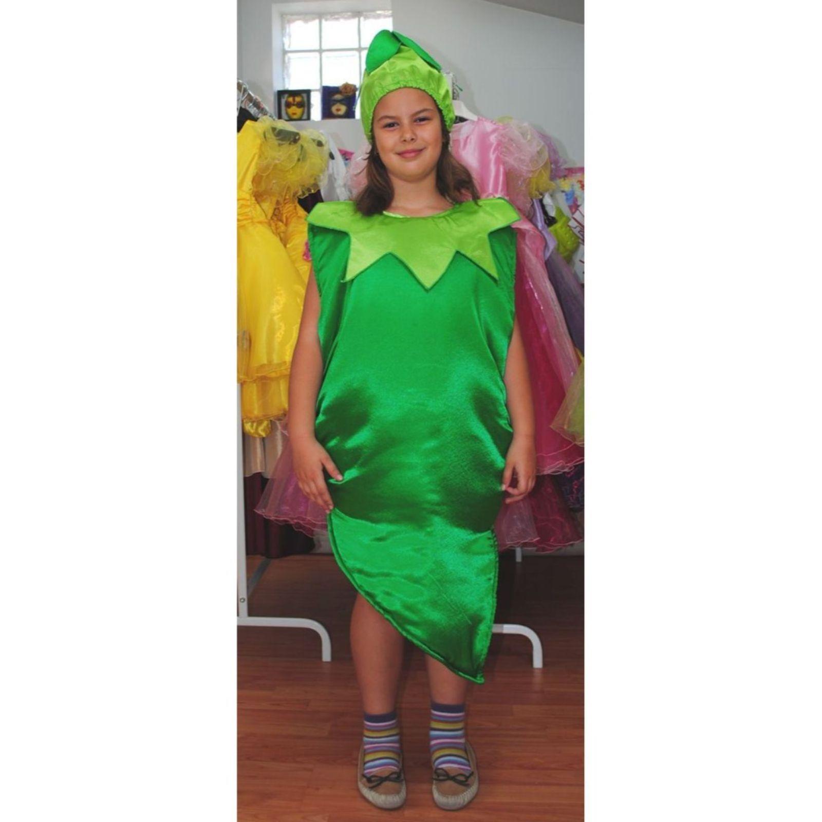 Costum Ardei iute - verde