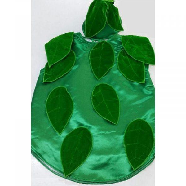 Costum Copac cu frunze aplicate