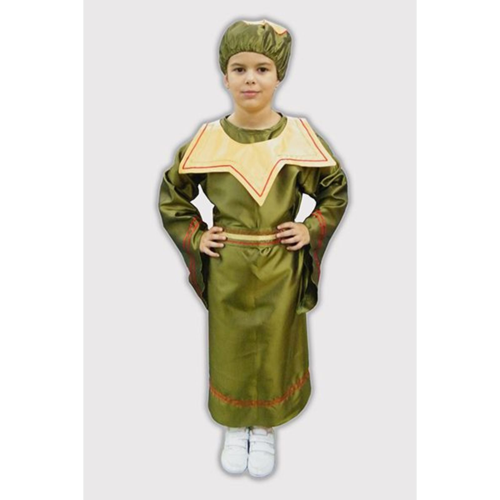 Costum Mag verde 1