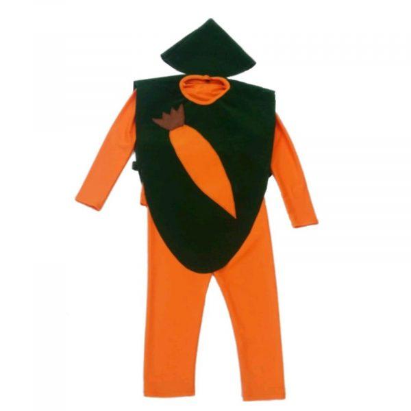 Costum Morcov catifea