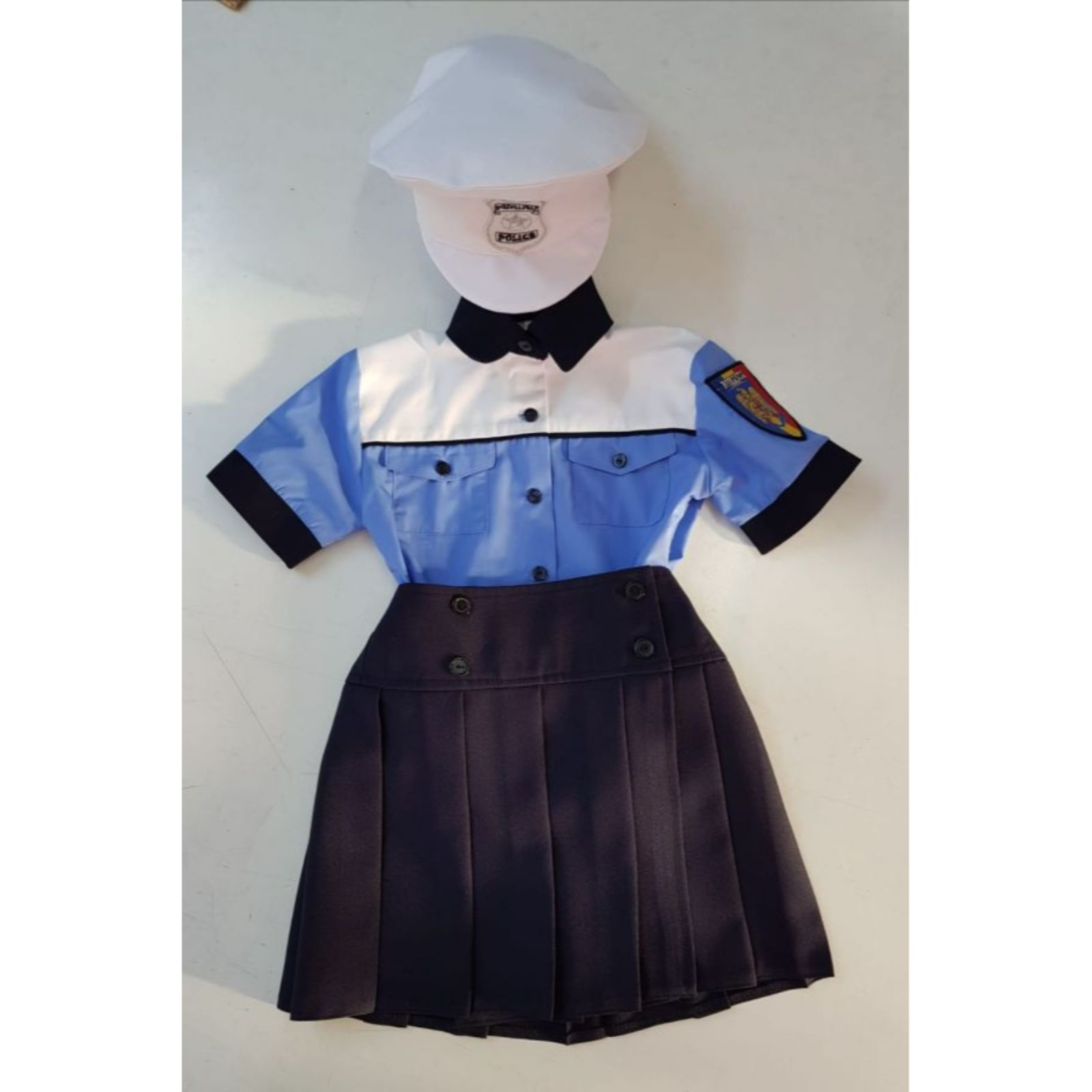Costum polițist fete