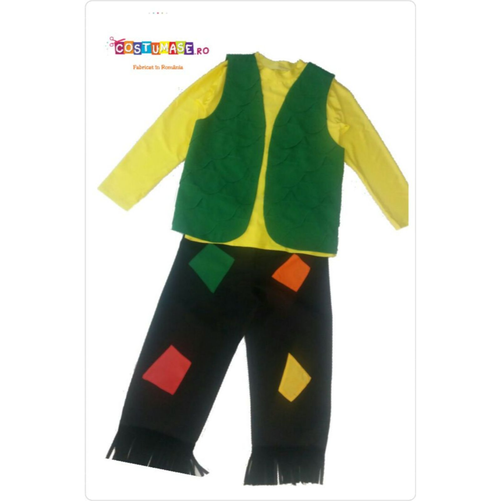Costum animatori Poppy