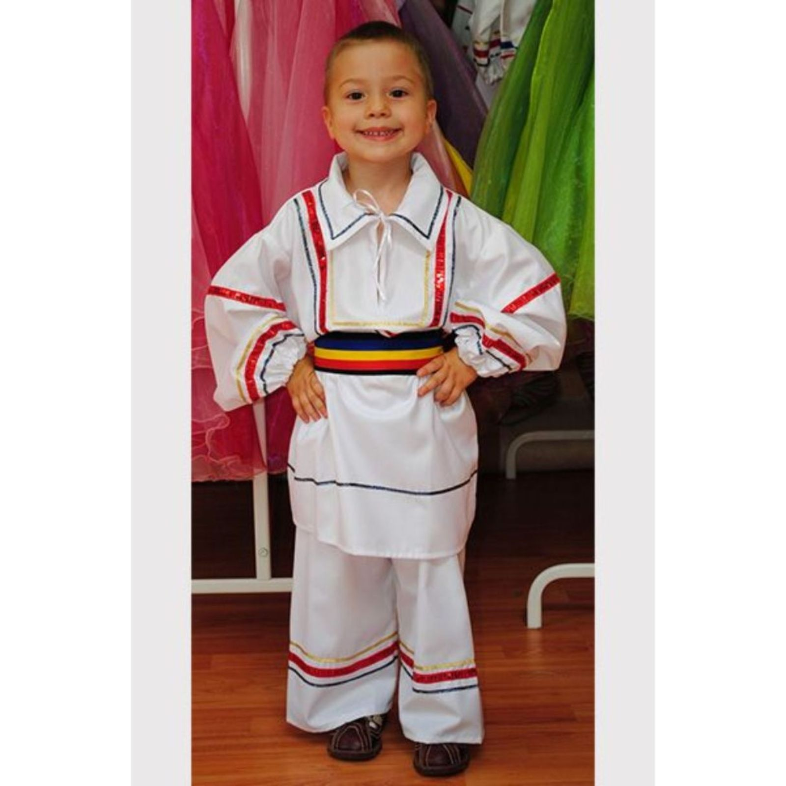 Costum Popular baiat 1