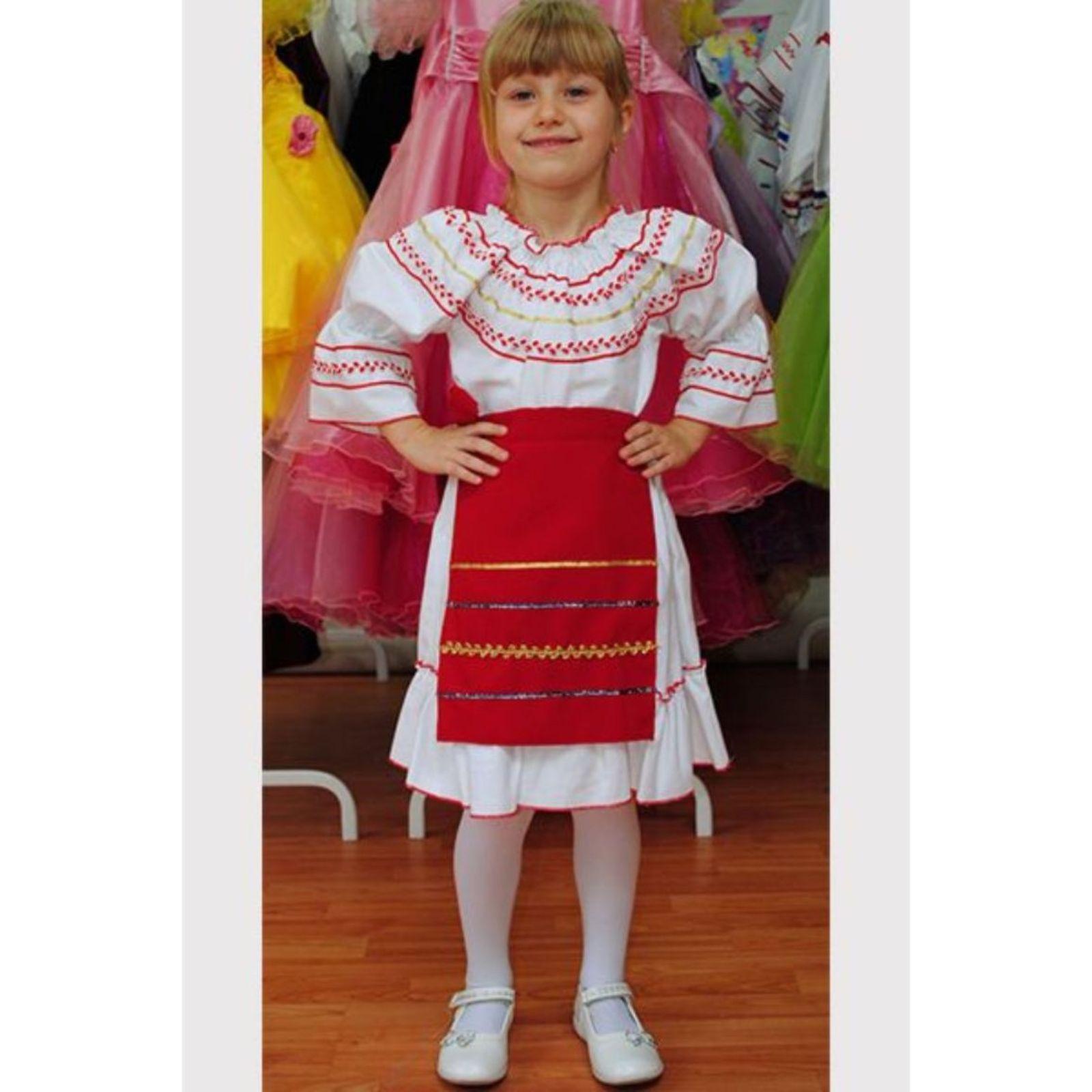Costum Popular fetita 1