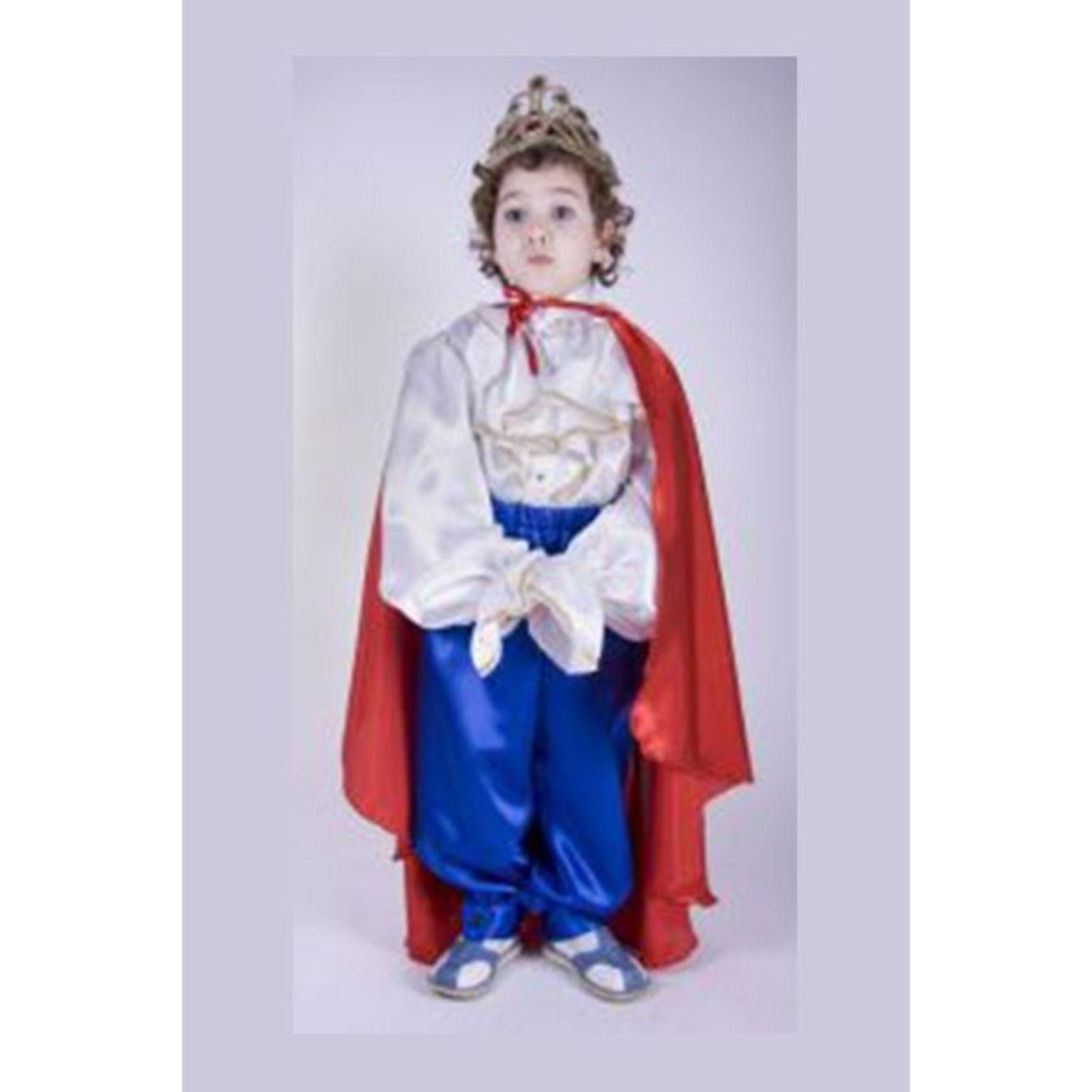 Costum rosu Print