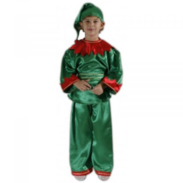 Costum Spiridus / Elf satin
