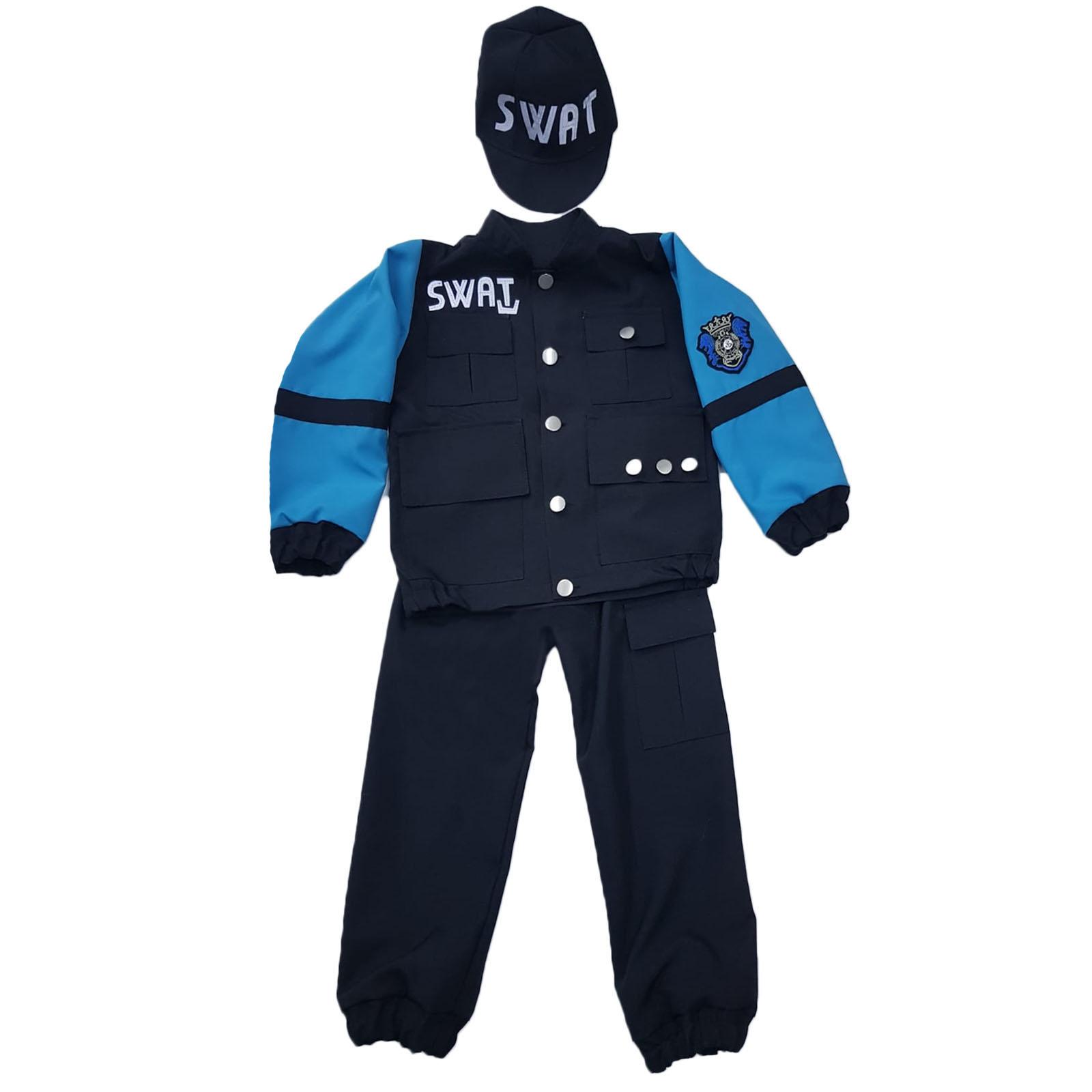 Costum SWAT pentru copii