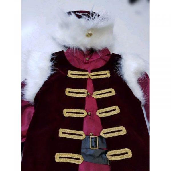 Costum Ștefan cel Mare 2