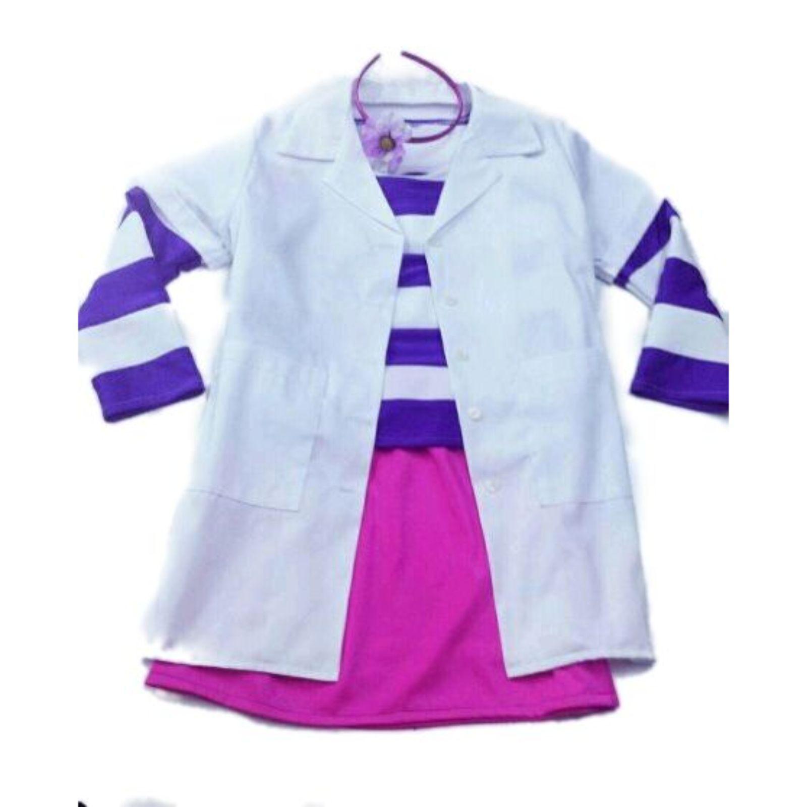 Costum Doctorita Plusica 1