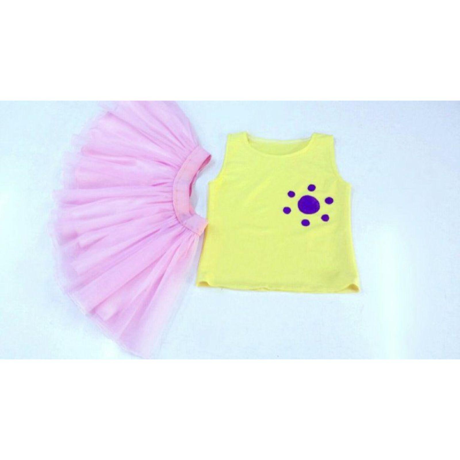 Costum Fetita multicolor