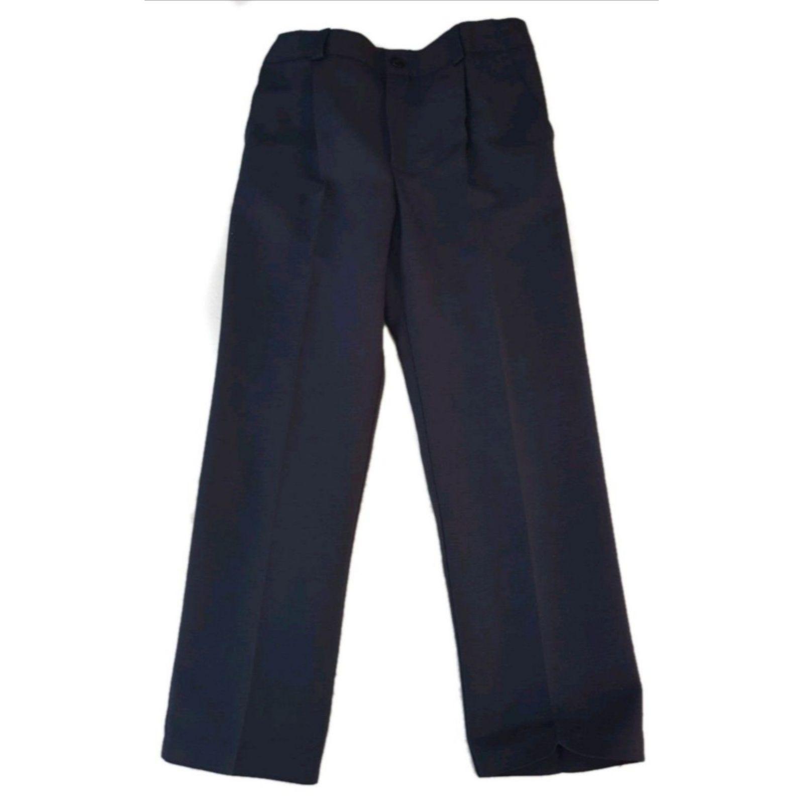 Pantaloni uniformă școlară - set două bucăți