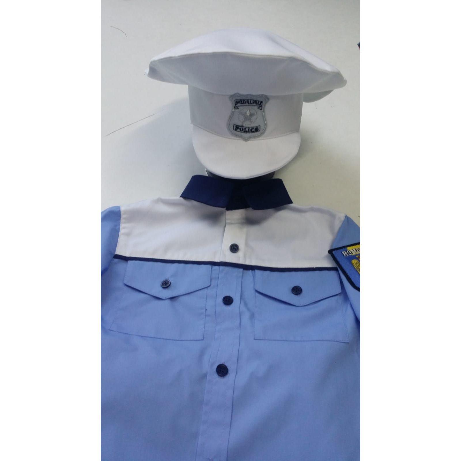 Costum polițist copii- standard 4