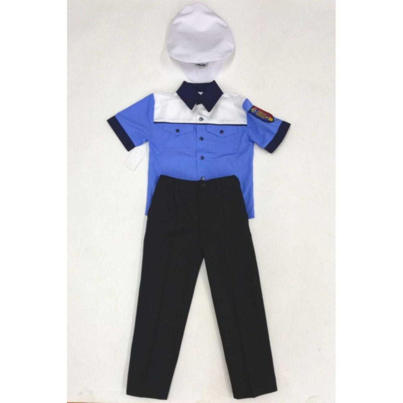 Costum polițist copii – premium 1