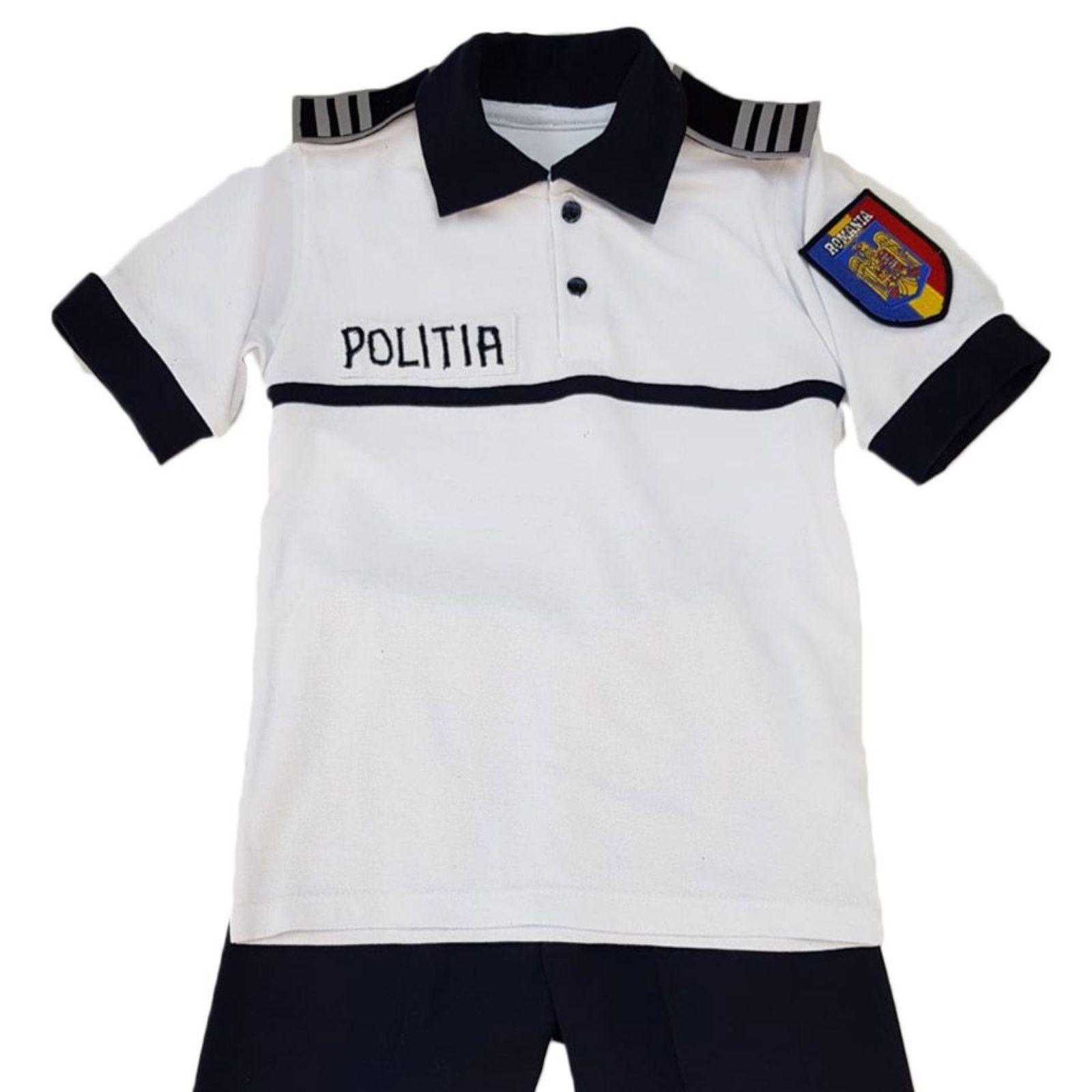 Costum politist copii- pentru vara 4