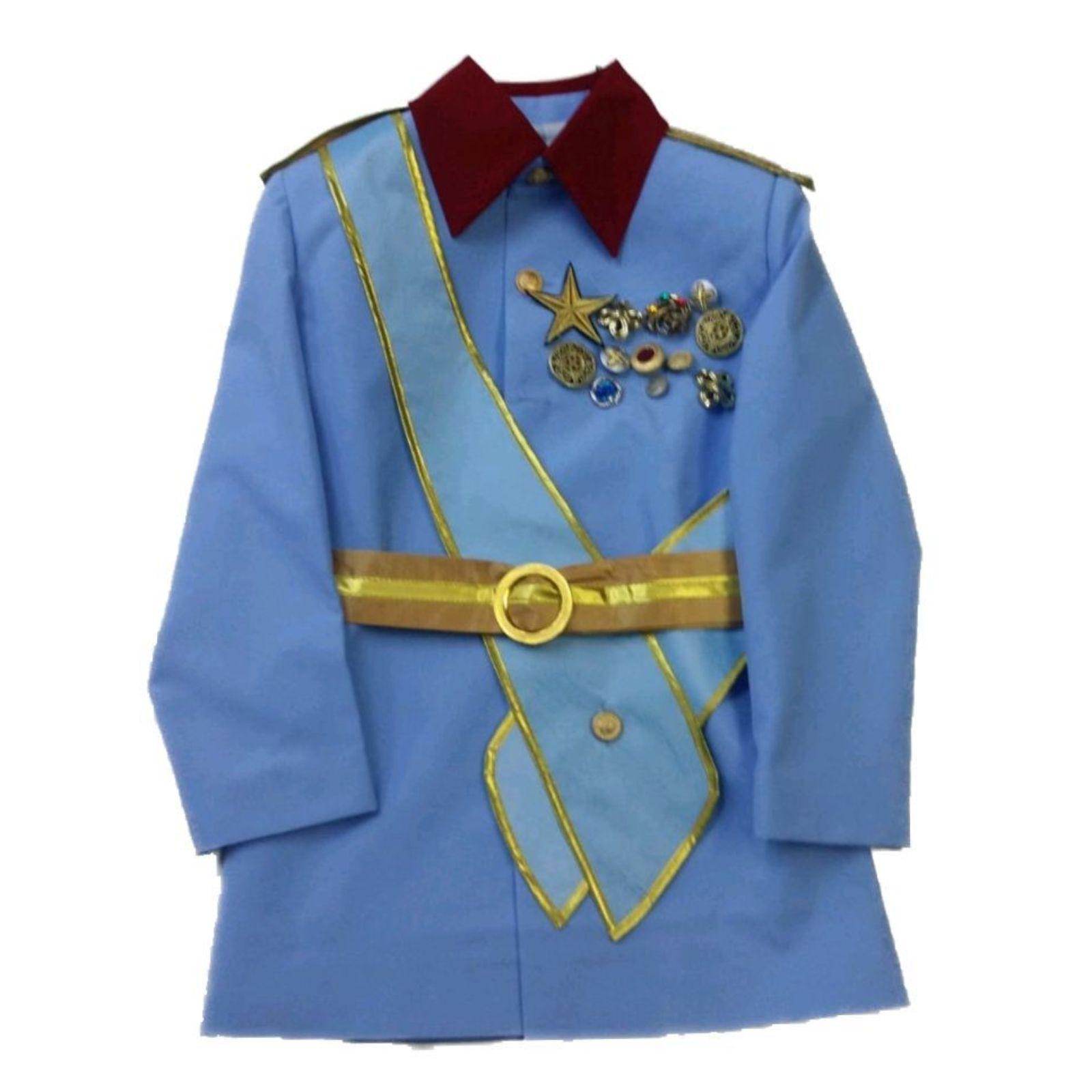 Costum Regele Ferdinand I cu pelerină
