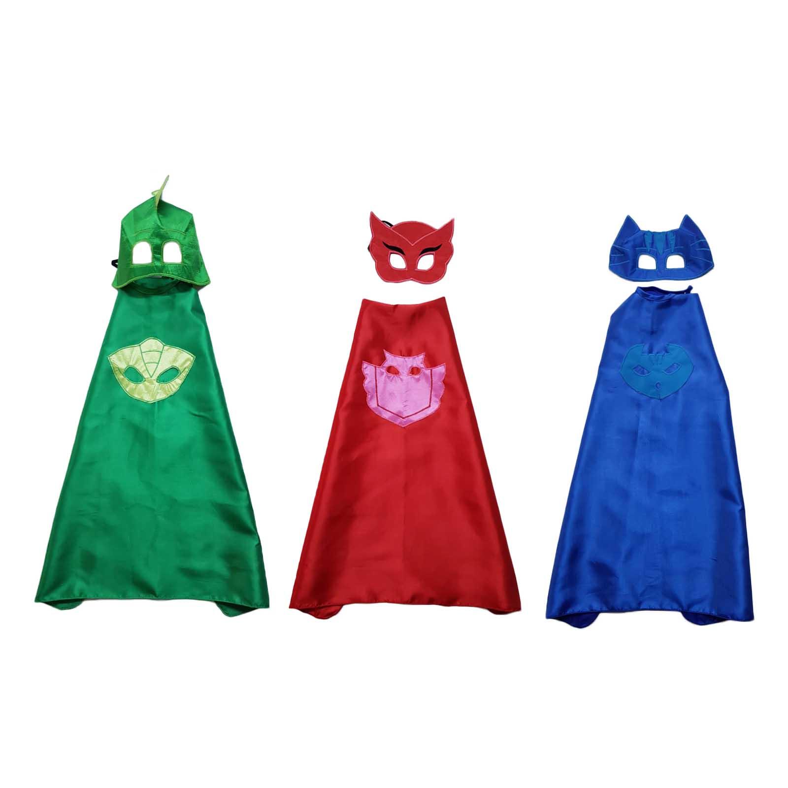 Set 3 Costume Eroi in pijama 1
