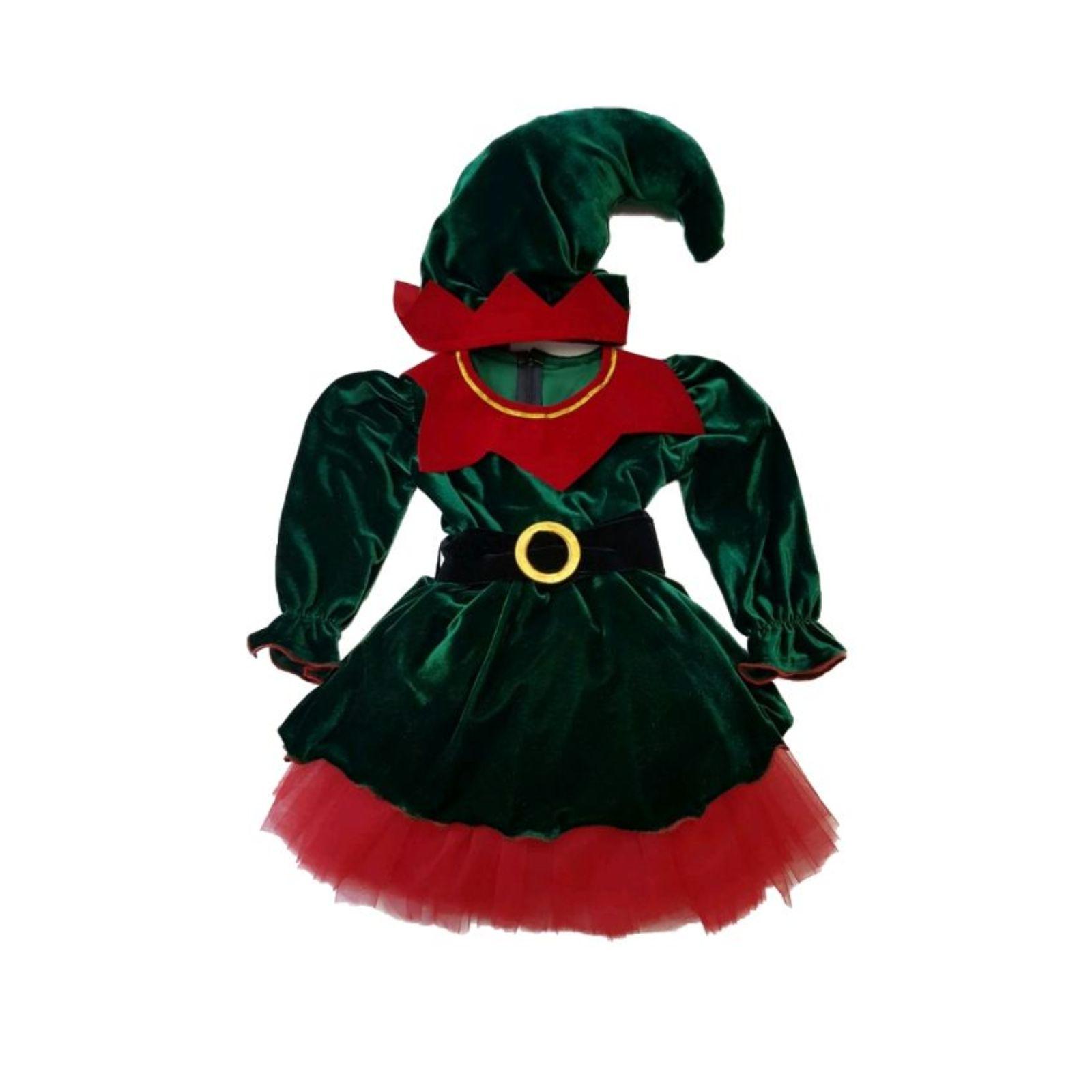 Rochiță elf – spiriduș