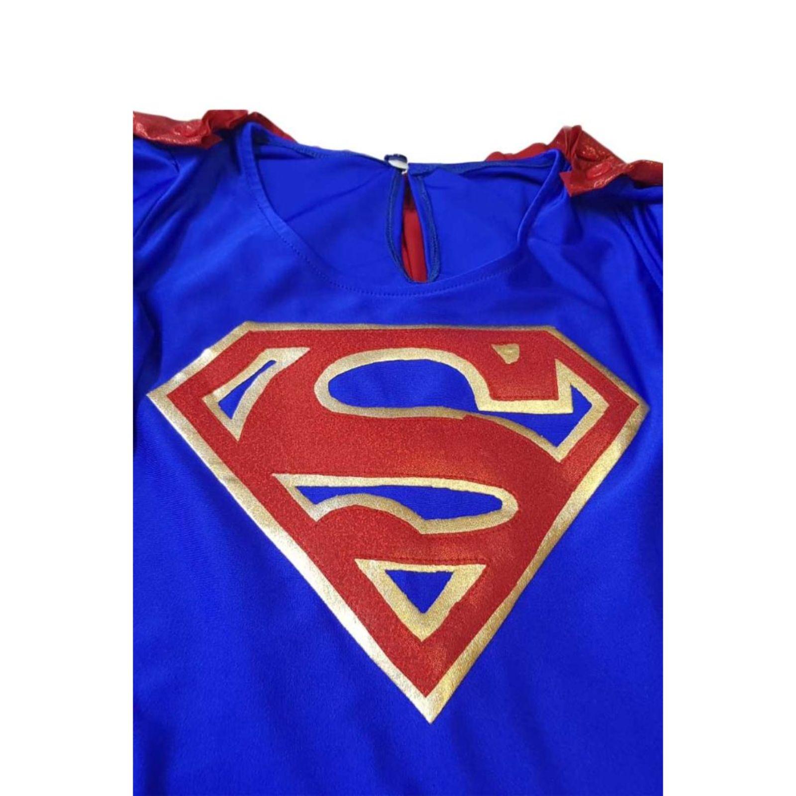 Costum SuperGirl adult 5
