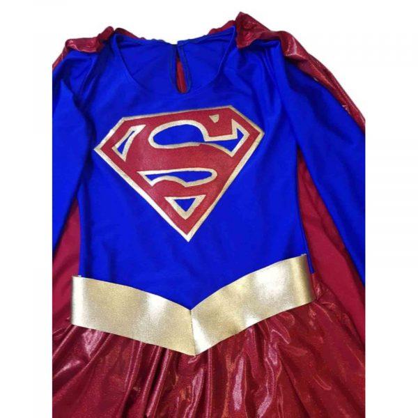 Costum SuperGirl fete 3