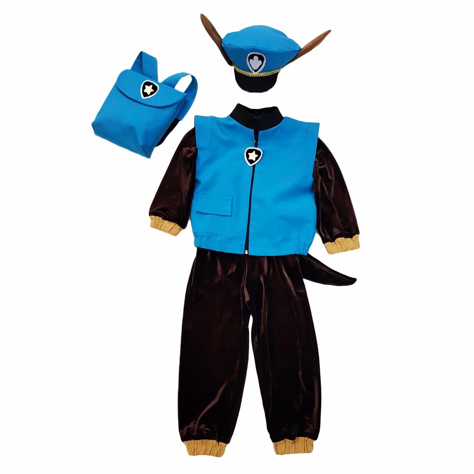 Costum Chase Patrula Catelusilor