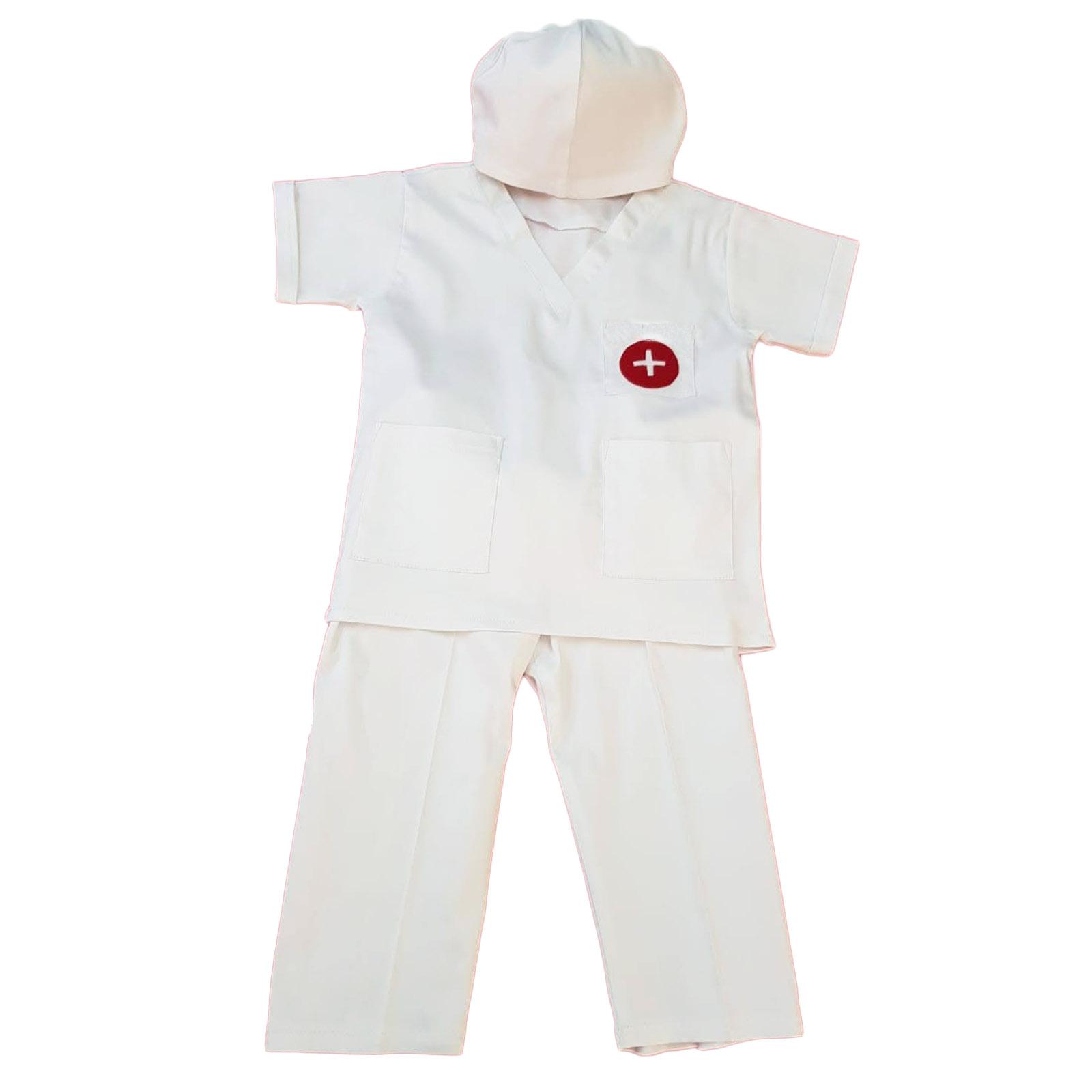 Costum doctor pentru copii