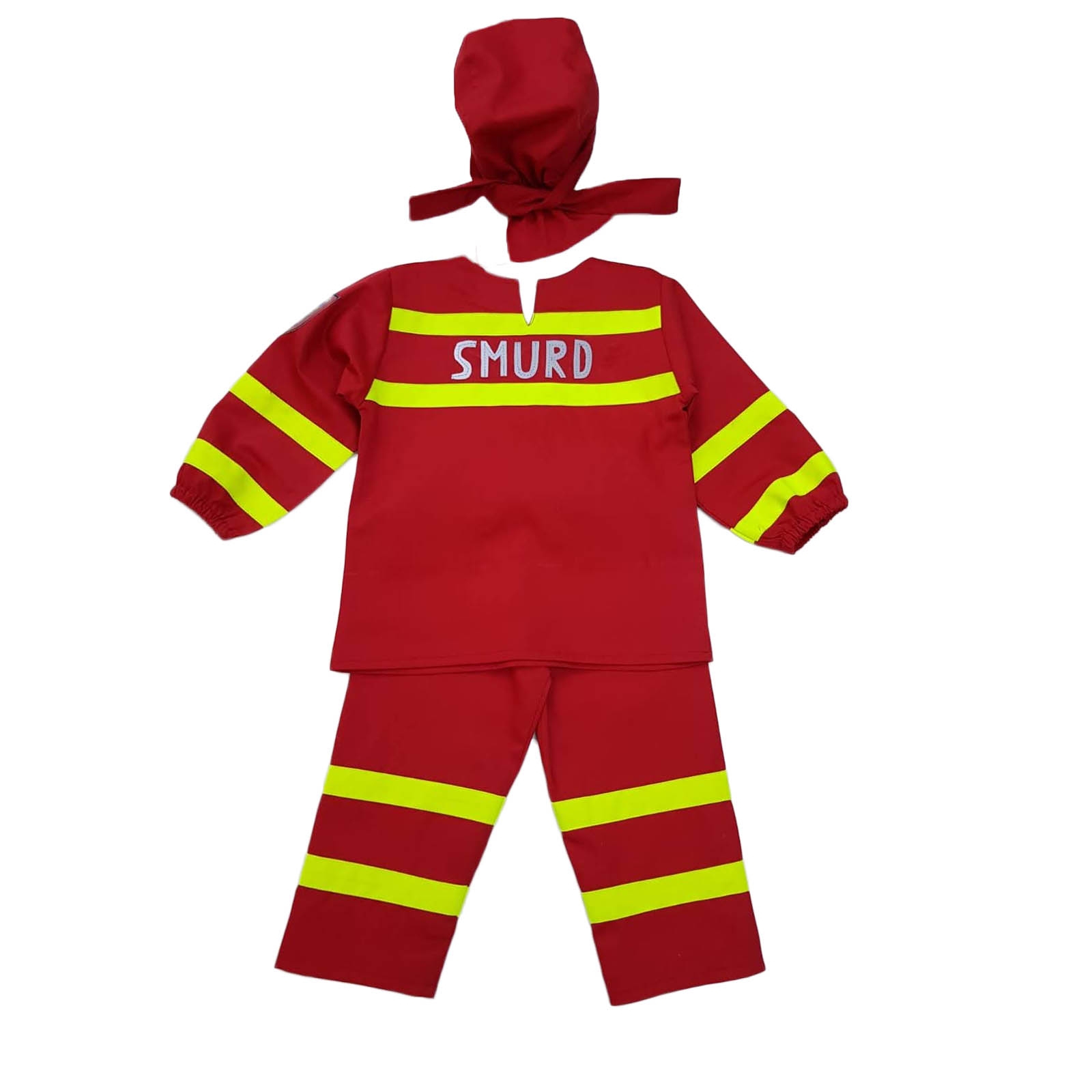 Costum SMURD pentru copii