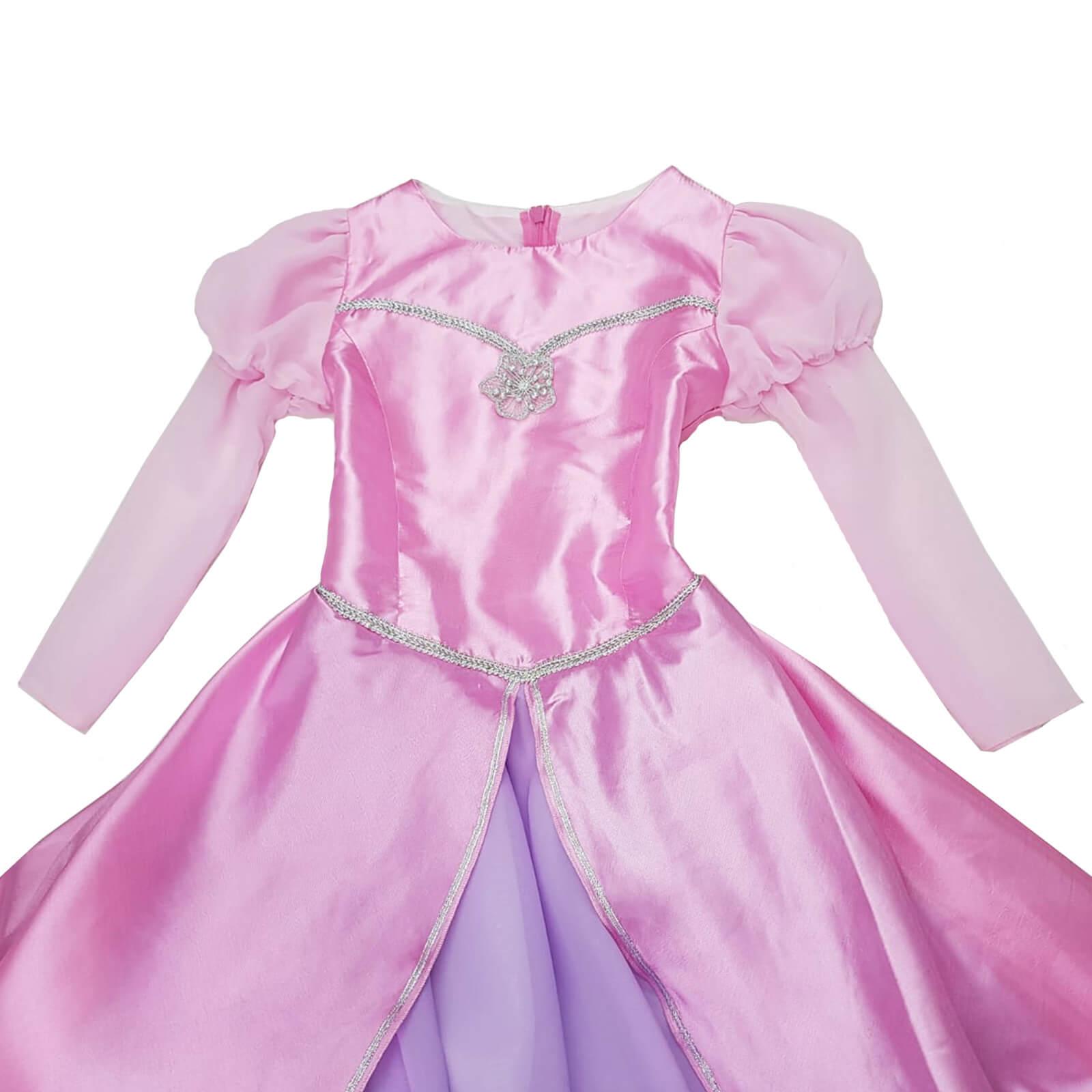 Rochita Printesa Ariel - roz