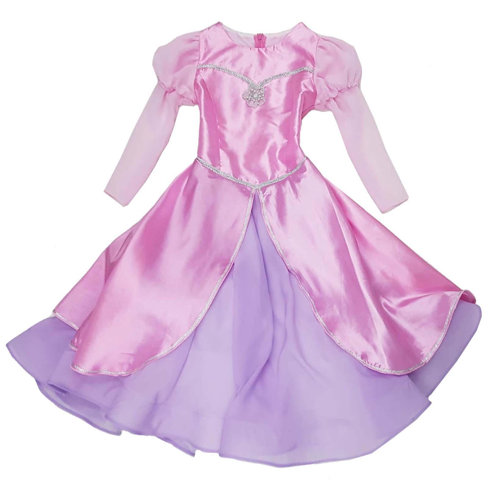 Rochita Printesa Ariel – roz