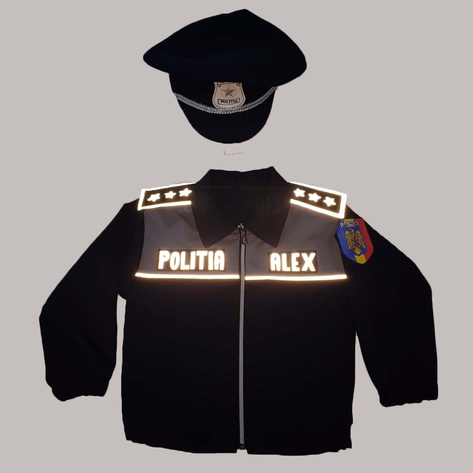 bluzon politist