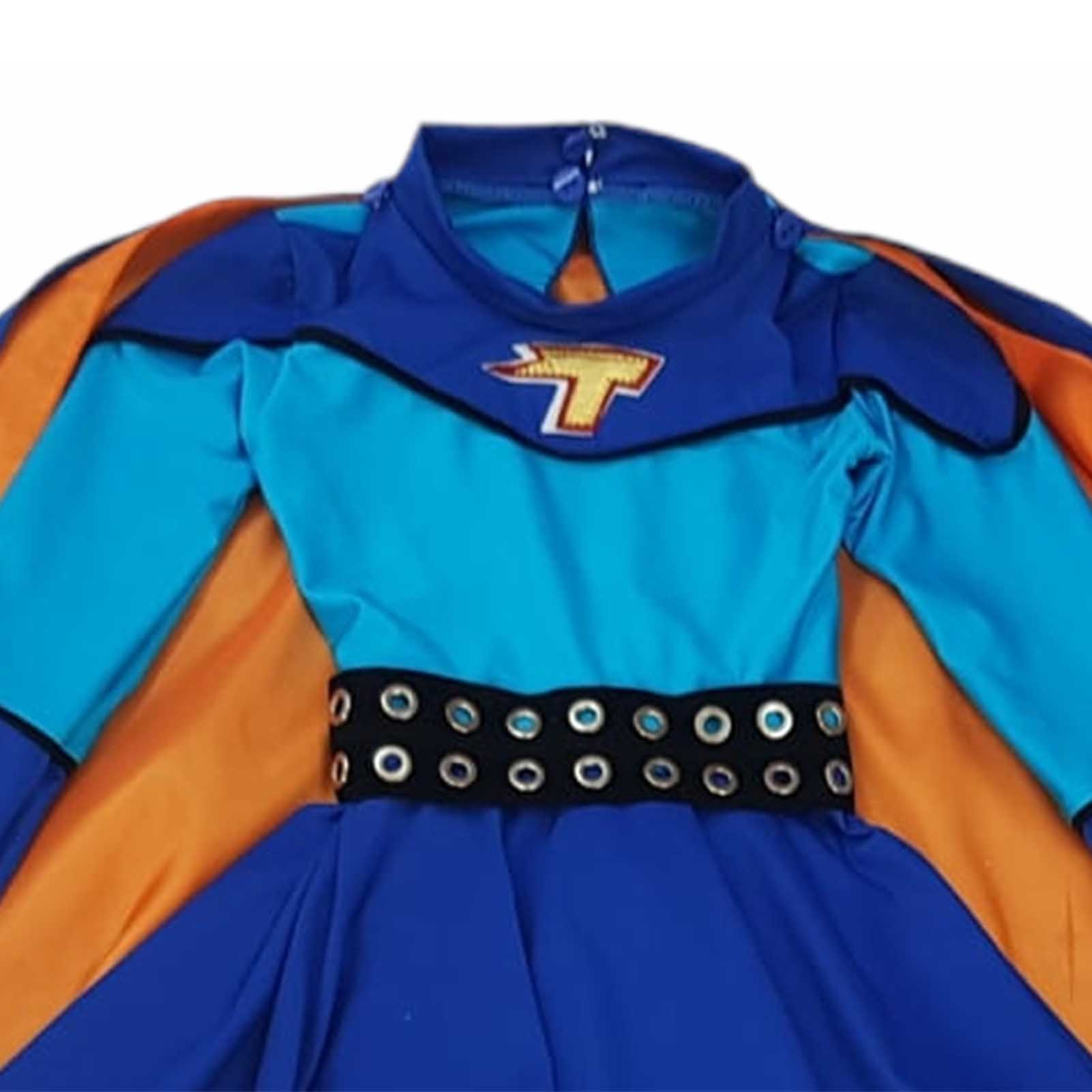 Costum Phoebe Thunderman