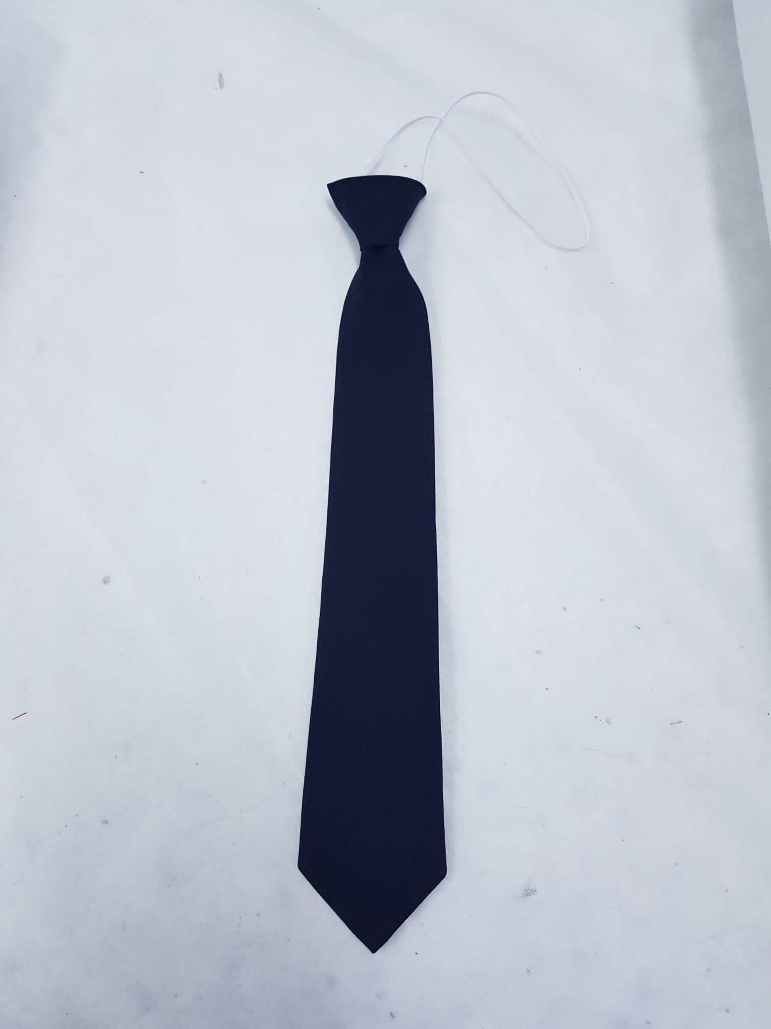 cravata bleumarin pentru copii